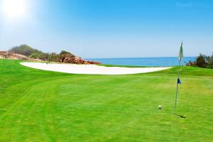 golfové hřiště v Portugalsku