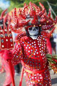karneval na Martiniku