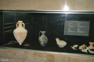 nádoby v hrobce v Kazanlaku