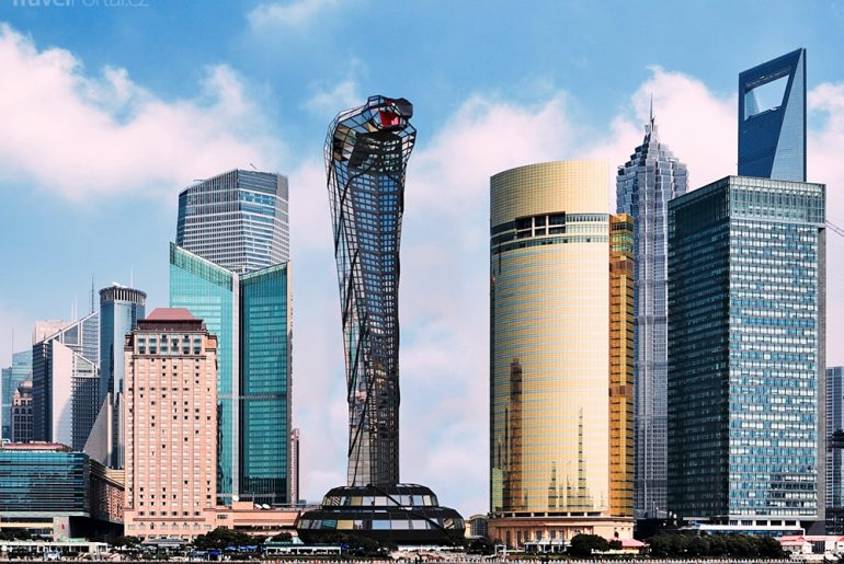 Asian Cobra Tower navrhnul Vasily Klyukin
