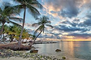 Martinik v podvečer