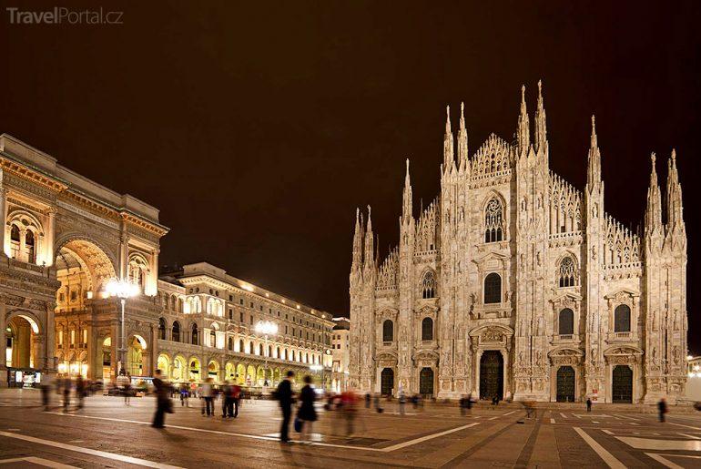 katedrála Narození Panny Marie v Miláně