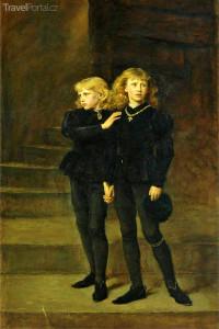 princové Eduard a Richard