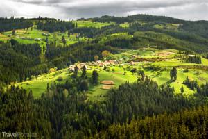 pohoří Rodopy