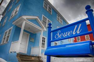 město Sewell