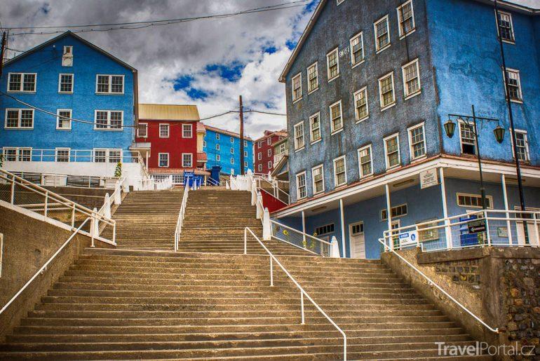 Sewell alias město schodů
