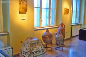 thrácké poklady v muzeu