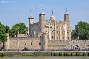hrad Tower rovněž patří mezi strašidelné památky