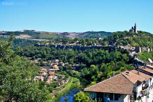 město Veliko Tarnovo