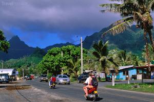 Cookovy ostrovy vnitrozemí