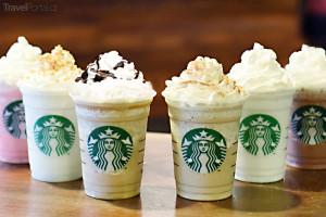 frapé Starbucks