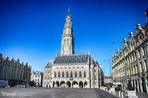 zvonice v Arrasu