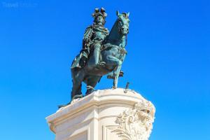 socha krále Josého I.