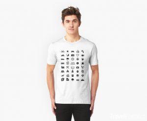 tričko Icon Speak