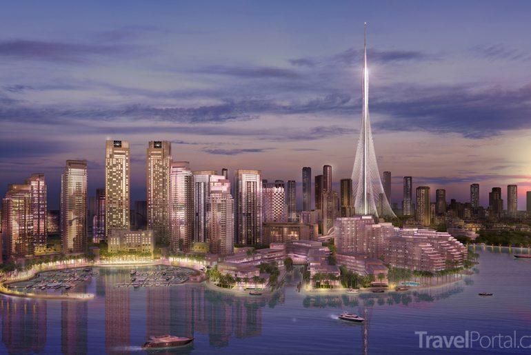 The Tower se zřejmě stane nejvyšší budovou světa