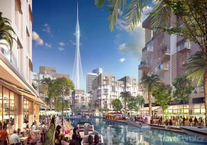 Takto by měla vypadat nejvyšší budova na světě.