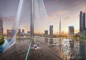 Tohle není pavučina, ale budoucí nejvyšší budova světa!