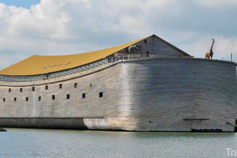 Noemova archa v Dordrechtu