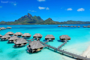 dovolená na Bora Bora