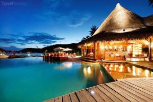 ostrov Bora Bora