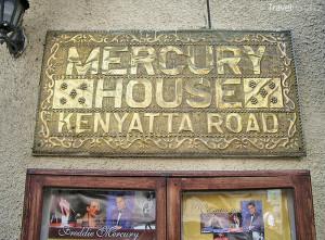 nepravý dům Freddieho Mercuryho