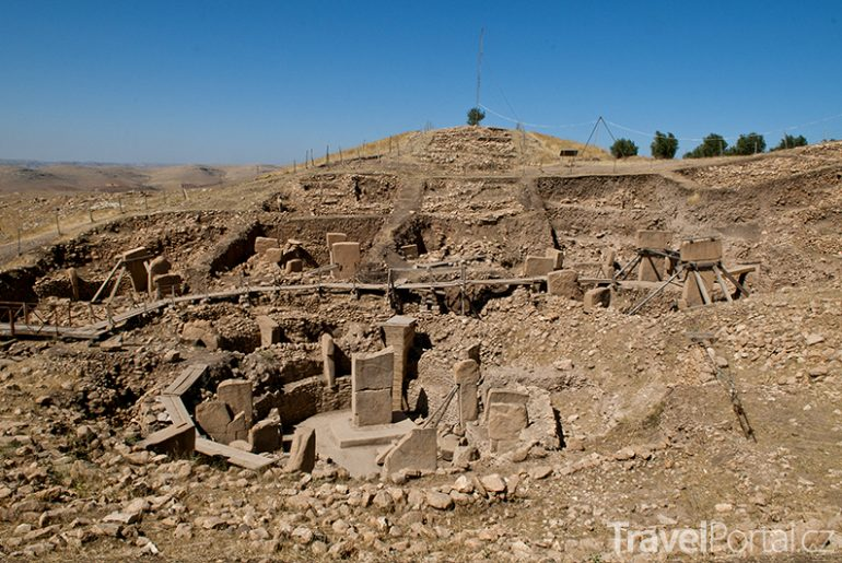 nejstarší město světa v Göbekli Tepe