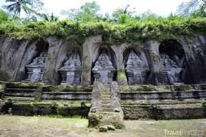 chrám Gunung Kawi