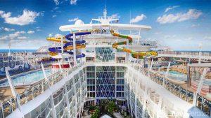 největší loď světa Harmony of the Seas