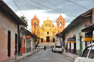 katedrála ve městě León
