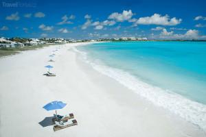 pláž v Panamě