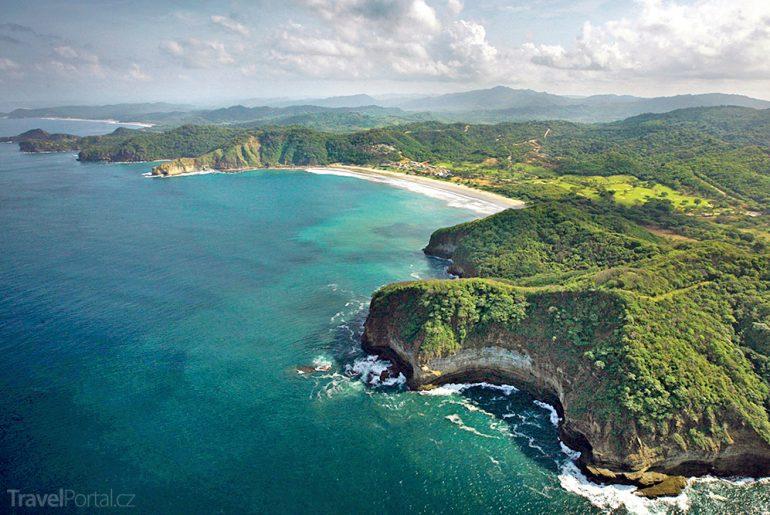 pobřeží Nikaraguy