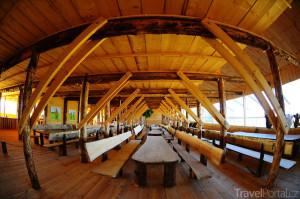 restaurace v Noemově arše