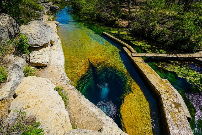 Jákobova studna v Texasu