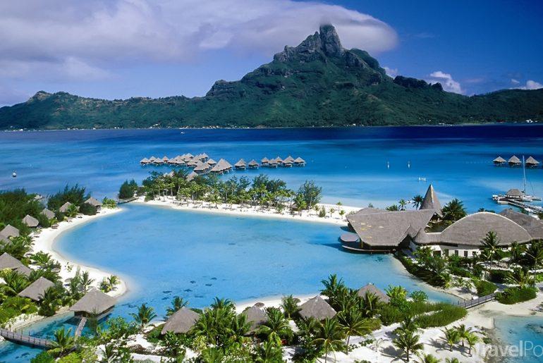 Společenské ostrovy jsou rájem na zemi!