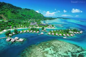 ostrov Tahiti