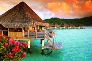 Společenské ostrovy jsou příslibem luxusní dovolené