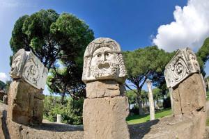 město Ostia Antica
