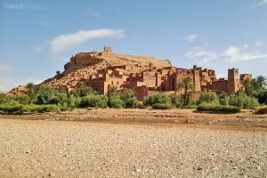 opevněné město Ait Ben Haddou