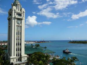 rozhledna Aloha Tower