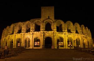amfiteátr v Arles