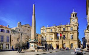 náměstí v Arles