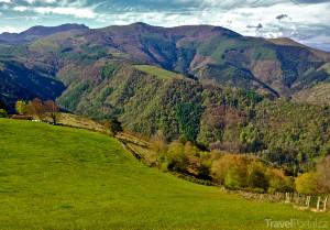 vnitrozemí Baskicka