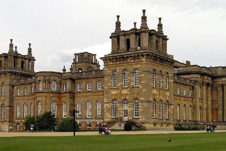 Blenheimský palác