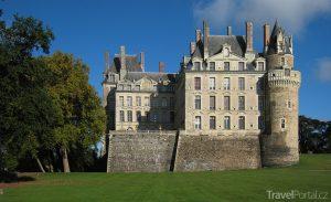 zámek Brissac