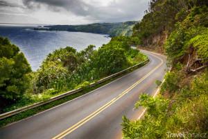 silnice Coastal Highway