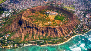 sopka Diamond Head