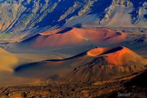 sopka Haleakala