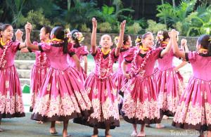 tanec hula hula