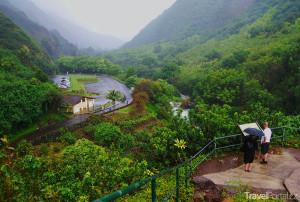 Iao Valley State Park na ostrově Maui