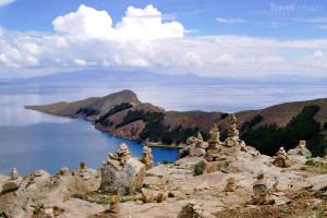 ostrůvek Isla del Sol